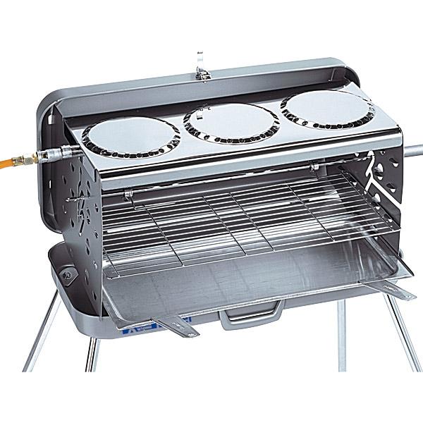 produkte 3 flammen grill berger camping eshop. Black Bedroom Furniture Sets. Home Design Ideas
